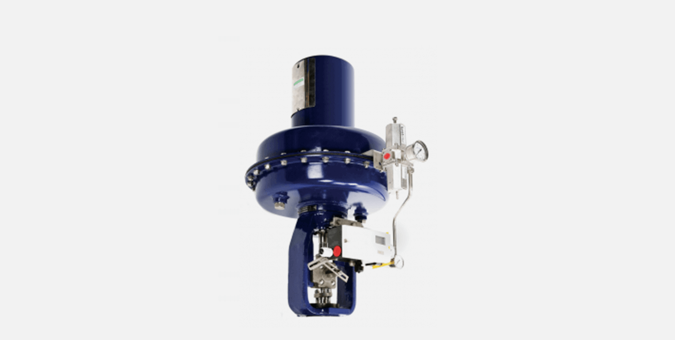 Control Valve Actuators | Kent Introl