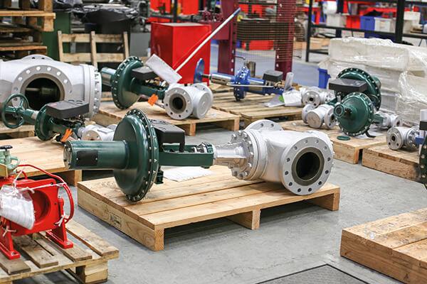 overhauled valves